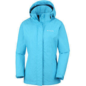 Columbia Timothy Lake Jacket Women turquoise